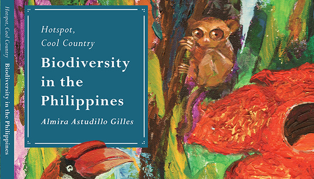 Philippine biodiversity book presented in Vancouver