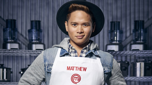 MasterChef Canada finalist Matthew Astorga  joins hospitality group as corporate chef