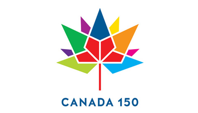 Canadian Filipino's winning logo is the centrepiece of Canada 150