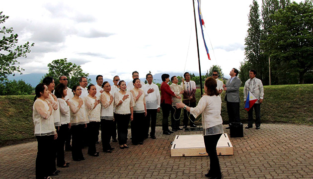 Canadian Filipinos mark PH Independence Day