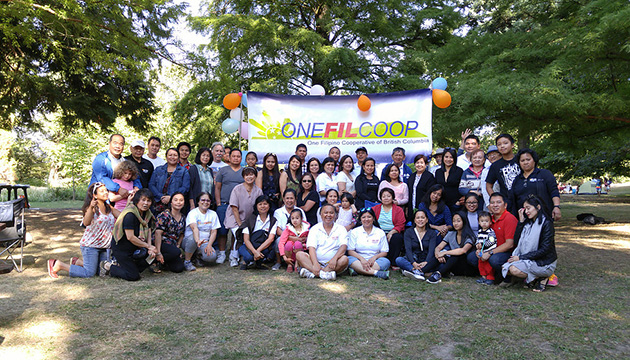 Filipino co-op marks 8th year with new programs