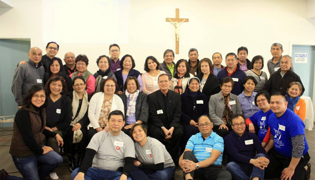 Filipino Ministry Consults to Develop  Pastoral Plan for Vancouver Catholics