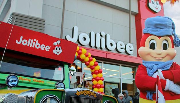 Jollibee embarks on 100-store expansion plan in Canada