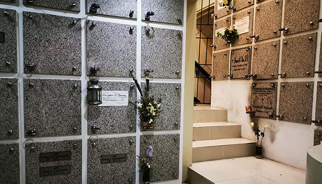 Pila Columbary niches