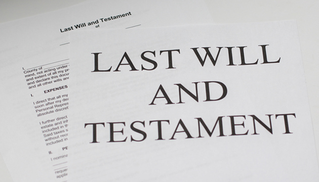 Why you should write your Will