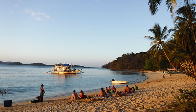 Exploring paradise in the last  Philippine frontier of Palawan