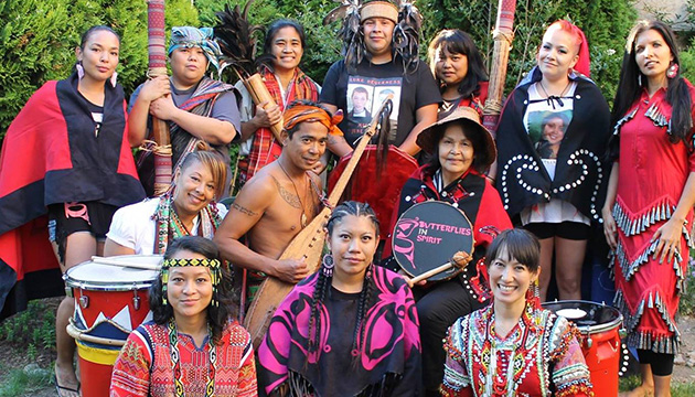 Conference highlights ties between Filipinos  and North America's indigenous peoples