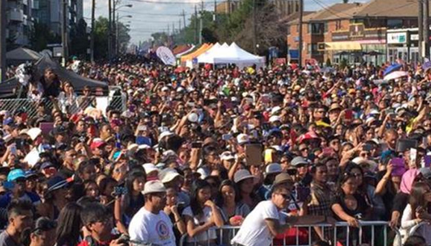 Toronto's Taste of Manila festival marks milestone year with 2018 celebration