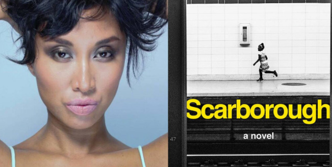 "Catherine Hernandez depicts in her novel ""Scarborough"" the life of three children from diverse backgrounds, who were brought together under a school literacy program."