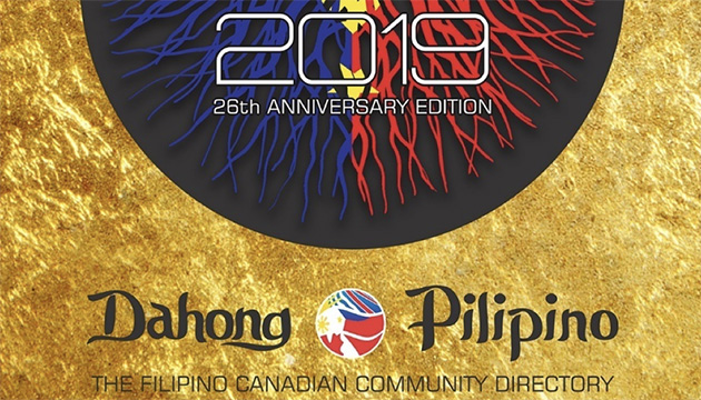 Dahong Pilipino 2019 features Canadian Filipino Net's fundraising drive
