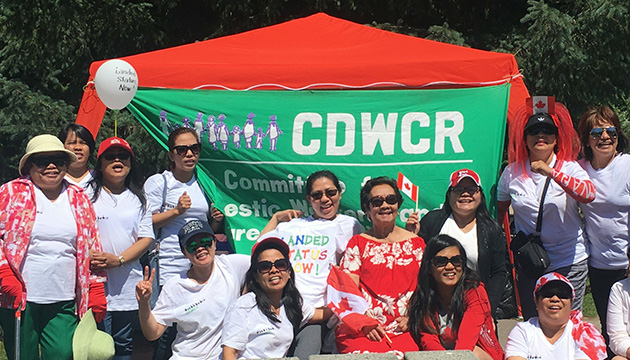 The CDWCR Story: Caring for Caregivers