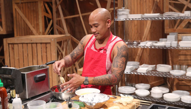 Two Canadian Filipinos advance to final top 3  on MasterChef Canada competition