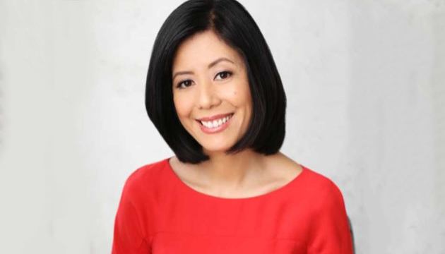 Canadian Filipino Michelle Eliot hosts CBC Radio's B.C. noon hour show