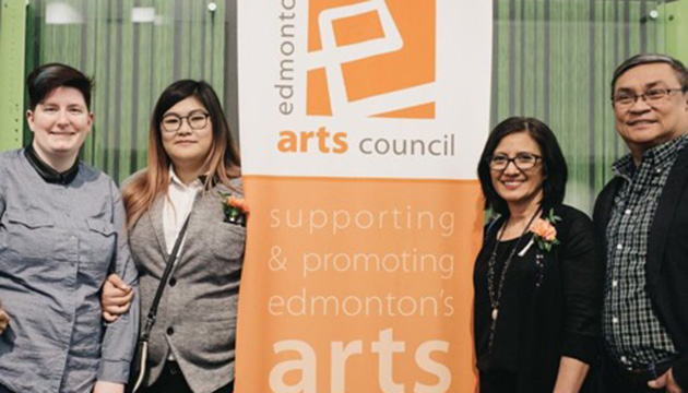 Three Canadian Filipino artists recognized in Edmonton