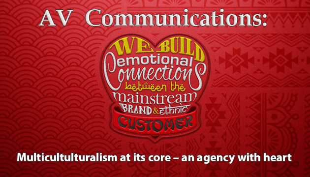 AV Communications: Multiculturalism at its core - an agency with heart