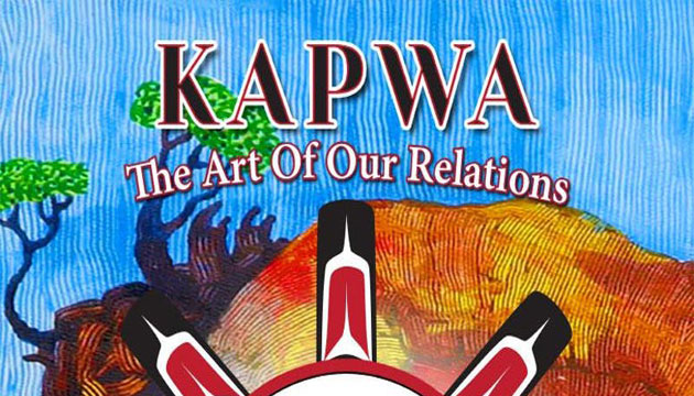 Canadian Filipino and First Nations arts collaboration in KAPWA FEST 2018
